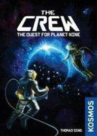 【中古】ボードゲーム ザ・クルー (The Crew: The Quest for Planet Nine) [日本語訳付き]