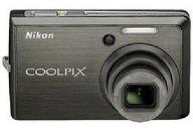 【エントリーでポイント10倍!(7月11日01:59まで!)】【中古】カメラ Nikon デジタルカメラ COOLPIX S600 1000万画素 (アーバンブラック) [S600BK] (状態:CD-ROM欠品)