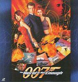 【中古】LD (ワイド)007 ワールド・イズ・ノット・イナフ ドルビーデジタル版('99米)【タイムセール】