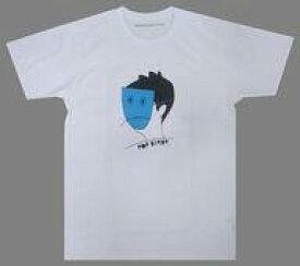 """【エントリーでポイント10倍!(9月26日01:59まで!)】【中古】Tシャツ(男性アイドル) 星野源 """"POP VIRUS""""Tシャツ(BLUE) ホワイト Sサイズ 「星野源 DOME TOUR 2019『POP VIRUS』」"""