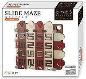 【新品】パズル かつのう スライドメイズ