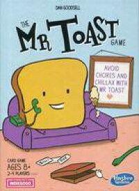 【中古】ボードゲーム [日本語訳無し] ミスタートーストゲーム (The Mr Toast Game)
