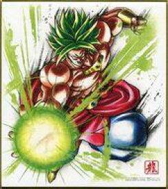 【中古】食玩 雑貨 12.ブロリー 伝説の超サイヤ人 「ドラゴンボール色紙ART11」