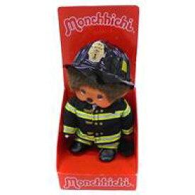 【中古】ドール [破損品] Monchhichi Fire Fighter -消防士モンチッチ- 「モンチッチ」
