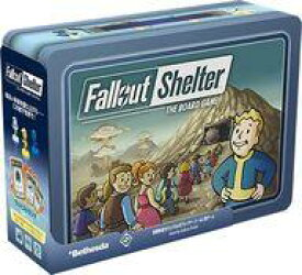 【新品】ボードゲーム フォールアウト:シェルター ボードゲーム 日本語版 (Fallout Shelter: The Board Game)