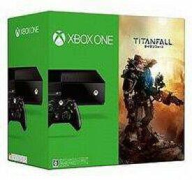 【中古】Xbox Oneハード XboxOne本体 タイタンフォール同梱版 (状態:コントローラ欠品)