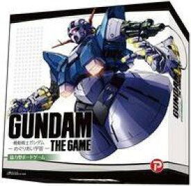 【中古】ボードゲーム GUNDAM THE GAME -機動戦士ガンダム:めぐりあい宇宙-