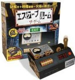 【中古】ボードゲーム [破損品] エスケープルーム ザ・ゲーム 日本語版 (Escape Room The Game)