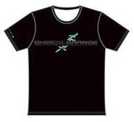 【新品】衣類 ロゴ ツーリングTシャツ 2050年夏モデル ブラック Lサイズ 「オーメストグランデ」【タイムセール】