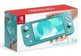 【中古】ニンテンドースイッチハード Nintendo Switch Lite本体 ターコイズ(状態:セーフティガイド欠品)