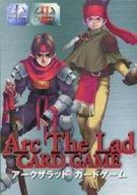 【中古】ボードゲーム [破損品] アークザラッド カードゲーム -Arc The Lad CARD GAME-