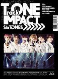 【中古】邦楽Blu-ray Disc SixTONES / SixTONES TrackONE -IMPACT -[初回版]