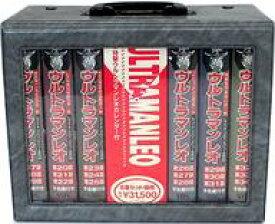 【中古】特撮 VHS ウルトラマンレオ ビデオBOX(状態:カレンダー欠品)
