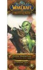 【中古】ボードゲーム [日本語訳無し] World of Warcraft: The Adventure Game ? Zowka Shattertusk Character Pack