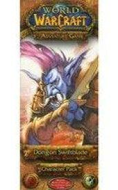 【中古】ボードゲーム [日本語訳無し] World of Warcraft: The Adventure Game ? Dongon Swiftblade Character Pack