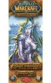 【中古】ボードゲーム [日本語訳無し] World of Warcraft: The Adventure Game ? Shailara Witherblade Character Pack