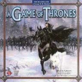 【中古】ボードゲーム [日本語訳無し] 七王国の玉座 (A Game of Thrones)