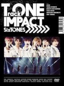 【中古】邦楽DVD SixTONES / SixTONES TrackONE-IMPACT -[初回盤]