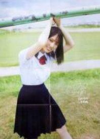 【中古】ポスター B2両面ポスター(八つ折) 小坂菜緒(日向坂46) ENTAME 2020年11月号付録
