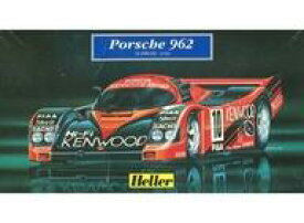 【中古】プラモデル 1/43 Porsche 962 [80109]