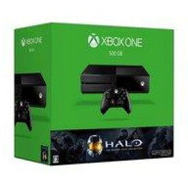 【中古】Xbox Oneハード XboxOne本体 500GB (Halo: The Master Chief Collection 同梱版)(状態:HDMIケーブル欠品)