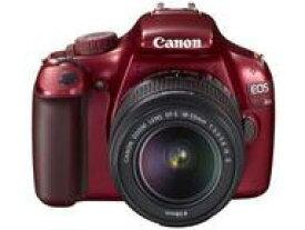 【中古】カメラ Canon デジタル一眼レフカメラ EOS Kiss X50 こだわりスナップキット 1220万画素 (レッド) [KISSX50RE-SKIT] (状態:箱欠品)