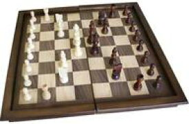 【中古】ボードゲーム Classic Wood Chess Set -クラシック木製チェスセット-
