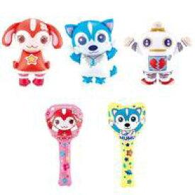 【中古】おもちゃ 全5種セット 「ガラピコぷ〜 おっきな!エアーフレンズ2」