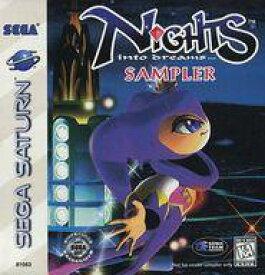 【中古】セガサターンソフト 北米版 NIGHTS[SAMPLER](国内版本体動作不可)