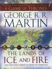 【中古】ボードゲーム [日本語訳無し] 七王国の玉座: ザ・ランド・オブ・アイス・アンド・ファイア (A Game of Thrones: The Lands of Ice and Fire)