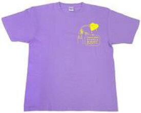 【中古】衣類 あいみょん オリジナルTシャツ パープル Lサイズ 「CD おいしいパスタがあると聞いて 楽天ブックス限定盤」 同梱特典