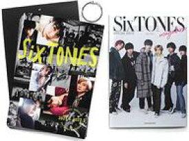 【中古】カレンダー SixTONES 2021.4-2022.3 Johnnys' Official カレンダー