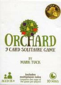 【中古】ボードゲーム [日本語訳無し] オーチャード: 9カードソリティア キックスターター版 (Orchard: A 9 card solitaire game Kickstarter)