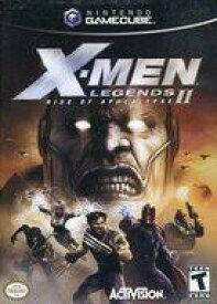 【中古】NGCソフト 北米版 X-MEN LEGENDS II -RISE OF APOCALYPSE-(国内版本体動作不可)
