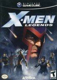 【中古】NGCソフト 北米版 X-MEN LEGENDS(国内版本体動作不可)