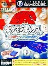 【中古】NGCソフト ランクB)ポケモンボックス ルビー&サファイア