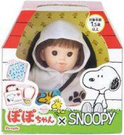 【中古】おもちゃ ぽぽちゃん×SNOOPY