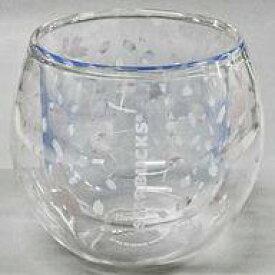 【中古】マグカップ・湯のみ SAKURA2019 ダブルウォールグラス クリアドロップ 237ml 「スターバックスコーヒー」
