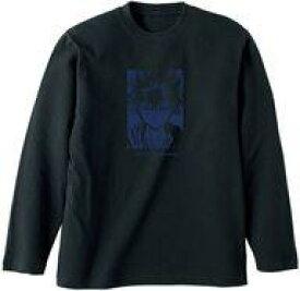 【新品】衣類 飛影 90'sカジュアルver. 描き下ろしイラスト ロングTシャツ ブラック ユニセックス Lサイズ 「幽☆遊☆白書」【タイムセール】