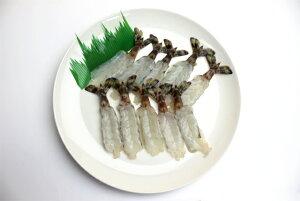 寿司ネタ 活〆生車エビ開き3L(10-11cm) 10尾 すしねた 車海老 くるまえび クルマエビ 刺身用 生食用