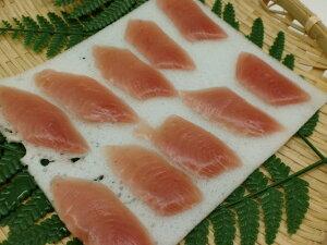 寿司ネタ キハダマグロスライス 8g×10枚 すしねた 生食用 きはだまぐろ のせるだけ 黄肌 インドネシア産  手巻き寿司