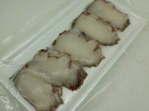 使いやすい 10枚タイプ 寿司ネタ 水たこスライス 7g×10枚 すしねた みずたこ みずだこ のせるだけ 海鮮丼
