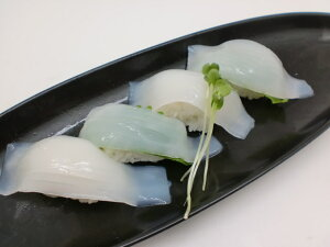 寿司ネタ ヤリイカスライス 6g×20枚 やりいか 業務用 すしねた 生食用 のせるだけ 刺身用