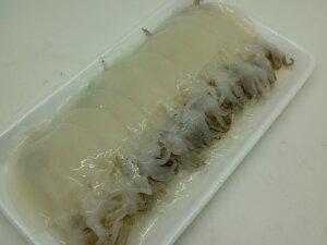 寿司ネタ ヤリイカ姿20g×20枚 やりいか 下足付き げそ付き すしねた 生食用 のせるだけ 刺身用