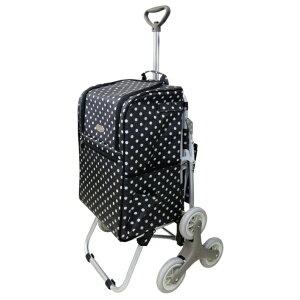 CARROS( キャロス) FH-001 ショッピングカート(椅子付き・3輪構造キャスター)