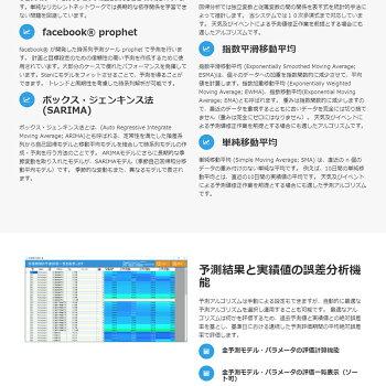 簡単らくらく需要予測One【CH-05】[チェスPCソフトウェア需要予測時系列解析予測ソフトウェア]
