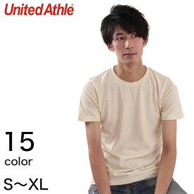 メンズ 5.0オンスレギュラーフィットTシャツ S〜XL (United Athle メンズ アウター)【取寄せ】