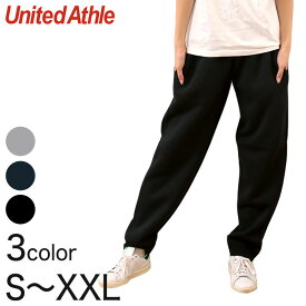 レディース 10.0オンス T/Cスウェットパンツ S〜XXL (United Athle レディース アウター ボトム カラー)【取寄せ】