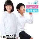 小学校 体操服 長袖 衿付き 110〜160cm (長袖体操服 小学生 男子 女子 長そで 体操着 スクール 体育 運動会 衣替え 子…
