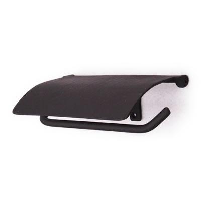 シングルアームプレーントイレットペーパーホルダー真鍮 ブラス アイアン ブラック 黒 シングル 紙巻器 トイレ おしゃれ シンプル 交換 簡単